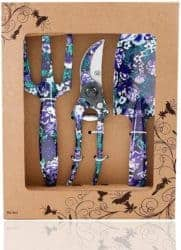 cool gifts - 3 Piece Aluminum Garden Tool Set