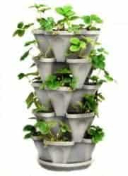 cool gifts - 5 Tier Stackable Vegetable Planter