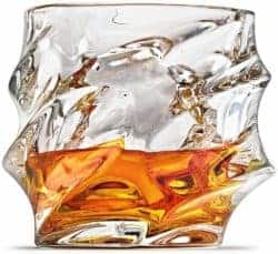 cool gifts - Ashcroft Everest Ice Shaped Whiskey Glass