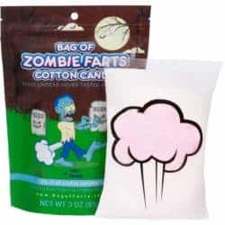 cool gifts - Bag Of Zombie Farts Cotton Candy