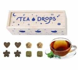 cool gifts - Sweetened Loose Leaf Tea Drops Standard Sampler