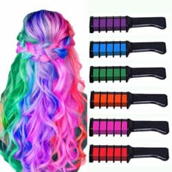 cool gifts - Temporary Bright Hair Color Dye