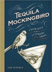 cool gifts - Tequila Mockingbird Cocktails with a Literary Twist