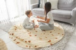 cool gifts - Tortilla Taco Blanket