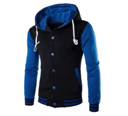 Winter Hoodie Man Hooded Sweatshirt