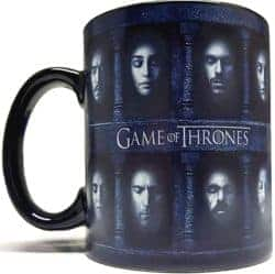 cool gifts for dad - Game of Thrones Color Changing Mug
