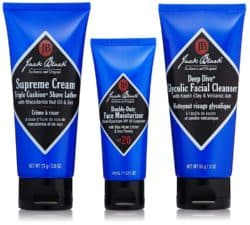 cool gifts for guys - Jack Black Shave Essentials Set