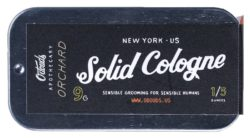 cool gifts for guys - O'Douds Natural Solid Cologne