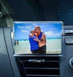 cute gifts - Car Photo Frame