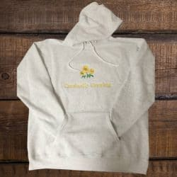 cute gifts - Embroidered Sweater Sweatshirt