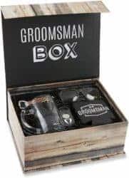cute gifts - Groomsman Kit