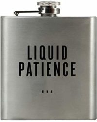 cute gifts - Hip Flask