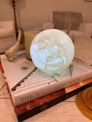 Moon Lamp Personalized
