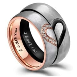 cute gifts - Promise Ring