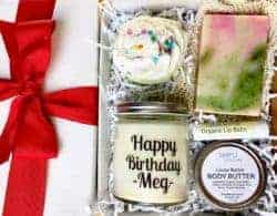 cute gifts - Spa Gift Set