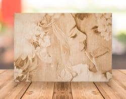 cute gifts - Wood Burned Picture