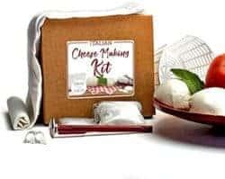 diy gifts - DIY Italian Cheese Making Kit