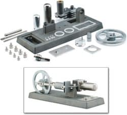 diy gifts - Hot Air Stirling Engine Assembly Kit