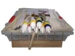 diy gifts - Marbling Kit