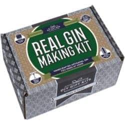 diy gifts - Real Homemade Gin Kit