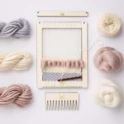diy gifts - Weaving Loom Kit
