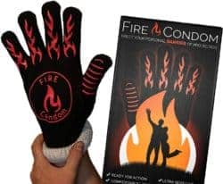 funny gifts for men - 932 Degrees Heat Resistant Glove