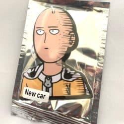 funny gifts for men - Anime inspired Car freshener