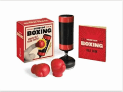 funny gifts for men - Desktop Boxing Knock Out Your Stress