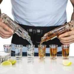 funny gifts for men - Gun Decanters for Alcohol
