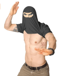 funny gifts for men - Mens Ask Me About My Ninja Disguise