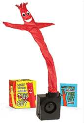funny gifts for men - Wacky Waving Inflatable Tube Guy