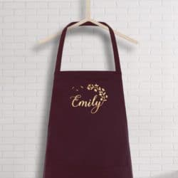 romantic gifts - Personalised apron