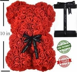 romantic gifts - Rose Teddy Bear
