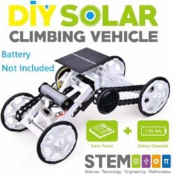 unique gift - 4WD Climbing Vehicle Motor Car DIY