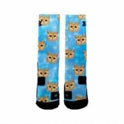 unique gift - Customized Cat Socks