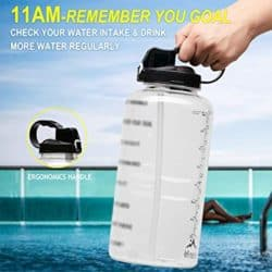 unique gift - Sports Water Bottle