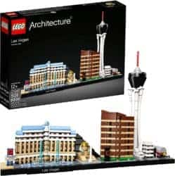 unique gifts for men - LEGO Las Vegas Building Kit