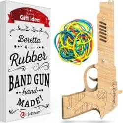 unique gifts for men - Rubber Band Guns