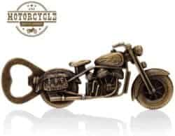 unique gifts for men - Vintage Motorcycle Bottle Opener