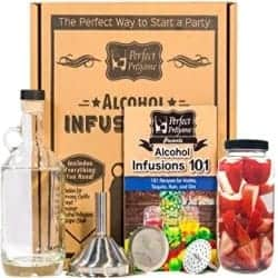 Best DIY Gifts for Men - Perfect Pregame Alcohol Infusion Kit
