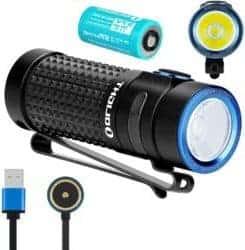 Best EDC flashlights - Olight S1R II 1000 Lumens High Performance CW LED