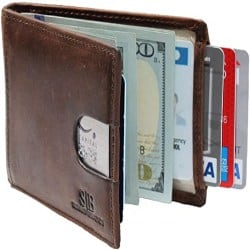 Best Gifts for Men - Minimalist Front Pocket Wallet (1)