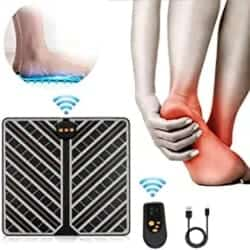 Best Thoughtful Gift Ideas - Folding Portable Electric Massage Mat