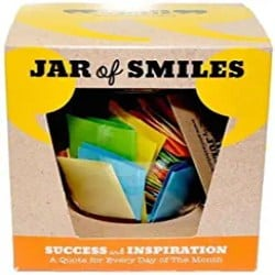 Best Thoughtful Gift Ideas - Success & Inspiration in a Jar