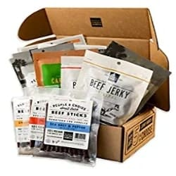 Birthday Gifts for Men - People's Choice Beef Jerky