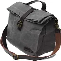 Birthday Gifts for Men - Insulated Waxed Canvas Lunch Bag