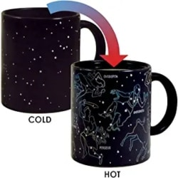 Cheap Gifts for Men - Heat Changing Constellation Mug