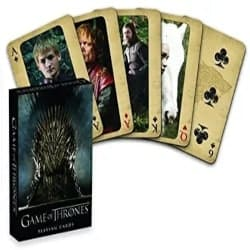 Christmas Gifts for Dad - Game of Thrones Playing Cards