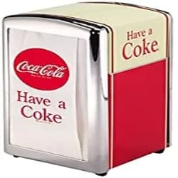 Cool Gifts for Men - Have A Coke Napkin Dispenser (1)