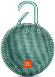 Cool Gifts for Men - JBL Clip 3 Portable Waterproof Wireless Bluetooth Speaker